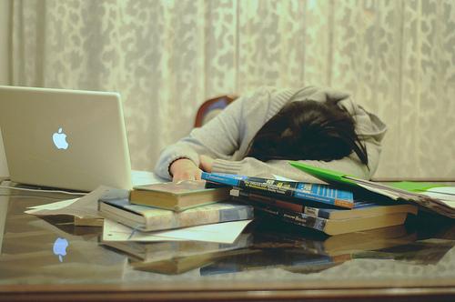 estudando prova